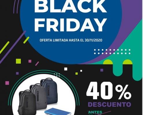 PROMOCIÓN BLACK FRIDAY MOCHILA PARA ORDENADOR + BATERÍA